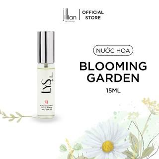 Nước hoa nữ LYS by Jillian Blooming Garden (EDP) 15ml thumbnail