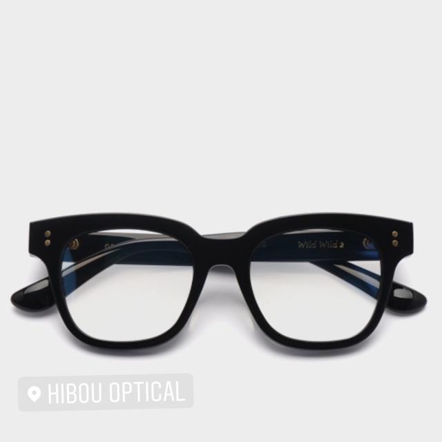 Gọng Kính Hibou Optical GMWW dáng to Cao Cấp, lắp mắt cận viễn loạn độ cao
