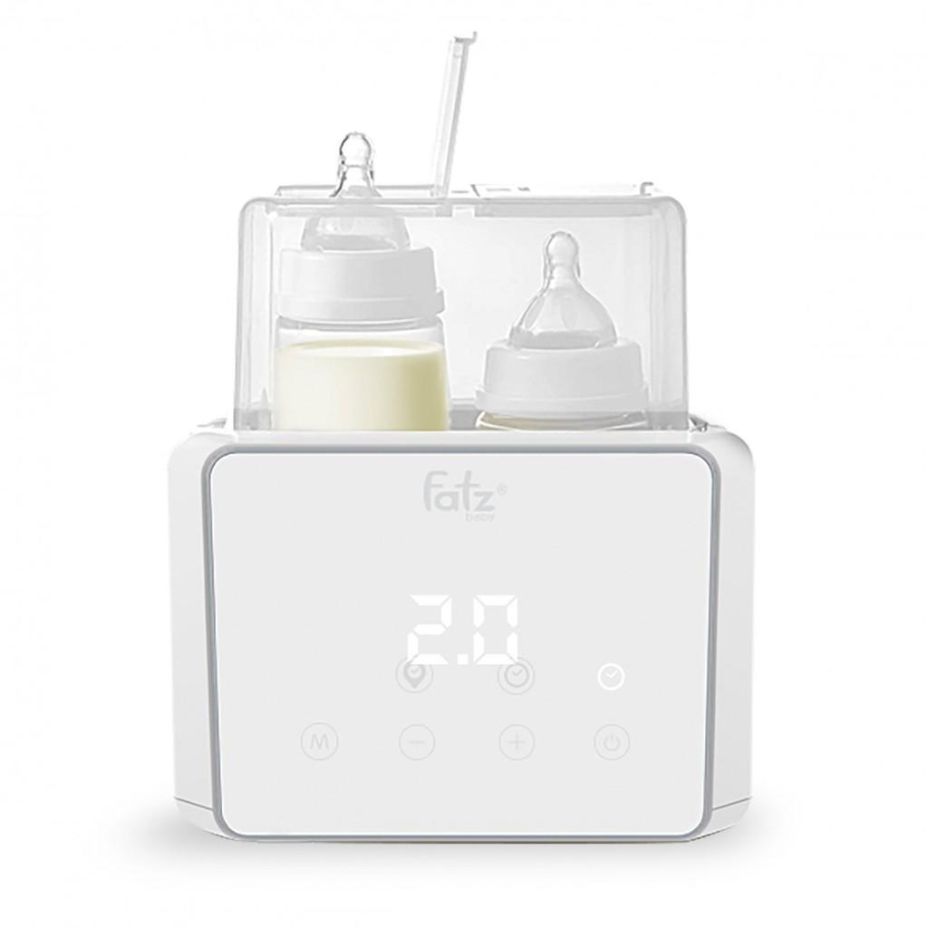 Máy hâm sữa tiệt trùng điện tử Duo 3 Fatzbaby FB3093VN