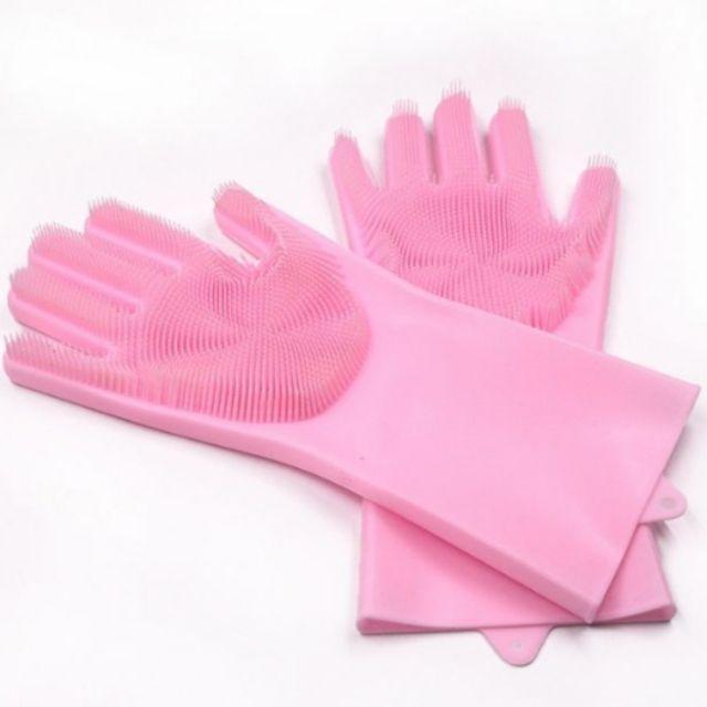 Găng tay rửa chén