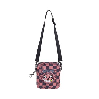 Túi TSUN Mascot Shoulder Bag - Black Pink - unisex thumbnail