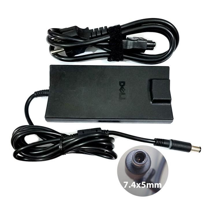 (GIÁ HỦY DIỆT)  Sạc laptop Dell Slim chân kim to 19.5V 4.62A 90W - SIÊU BỀN