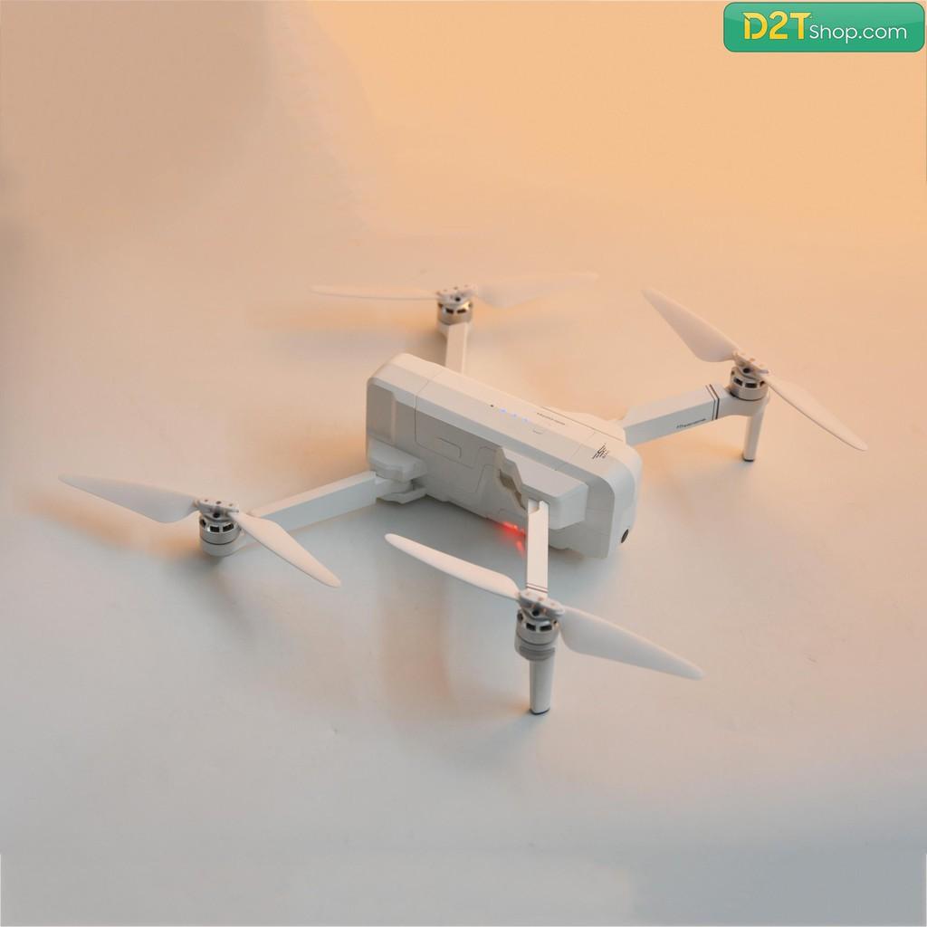 Máy bay SJRC F11 GPS, Camera 1080P, xoay góc 90 °, Follow Me, chụp ảnh bằng cử chỉ, gấp nhỏ...