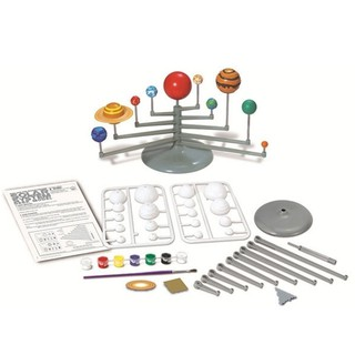 Bộ mô hình hệ mặt trời DIY
