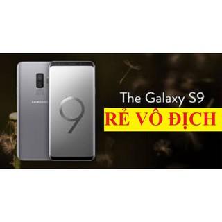 [Mã ELMSDAY giảm 6% đơn 2TR] điện thoại Samsung Galaxy S9 ram 4G 64g mới Chính Hãng - Chơi Game siêu mượt (màu Xám Bạc) thumbnail