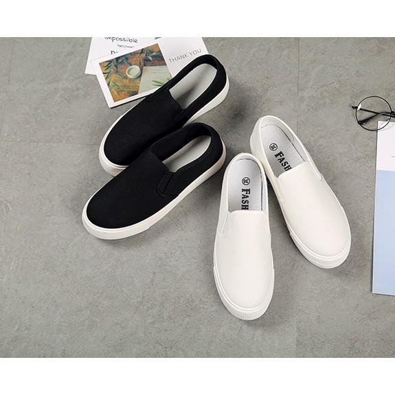 Giày lười nữ kiểu dáng đơn giản hợp thời trang - 3119713 , 1066734786 , 322_1066734786 , 140000 , Giay-luoi-nu-kieu-dang-don-gian-hop-thoi-trang-322_1066734786 , shopee.vn , Giày lười nữ kiểu dáng đơn giản hợp thời trang