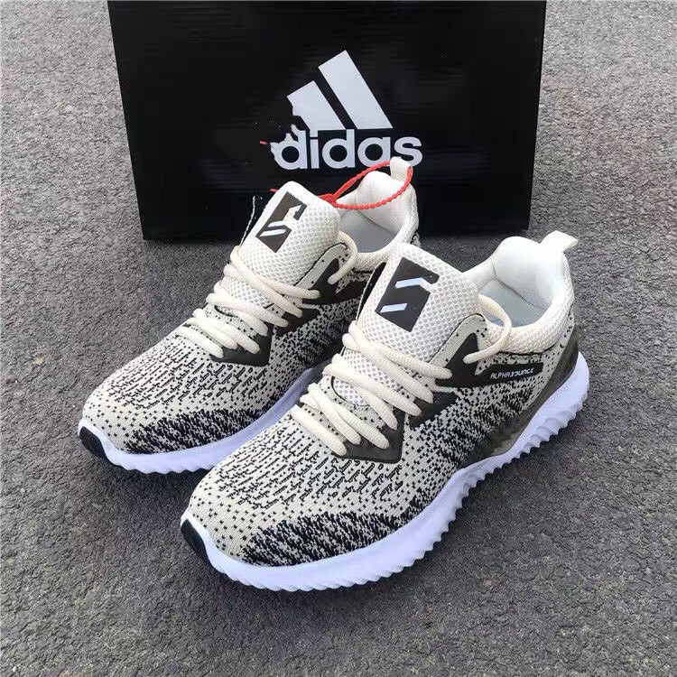 [FULL BOX] Giày Thể Thao Sneakers Nam Nữ Adidas Alphabounce