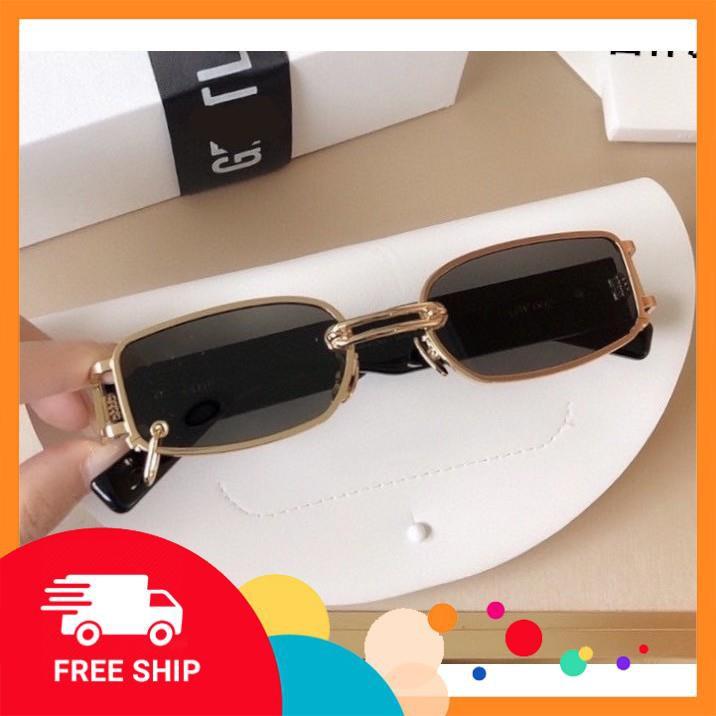 Kính mát thời trang GV2101 🥽 Kính chống tia UV bảo vệ mắt