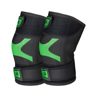 ROCKBROS Cycling Knee Pads Motorcycle Sports Protector Knee Pads 1 Pair(One size )