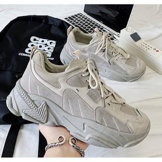 [BESTSELLER] [FreeShip] Giày thể thao nam, giày sneakers nam đế mũi tên Xám 903 thumbnail