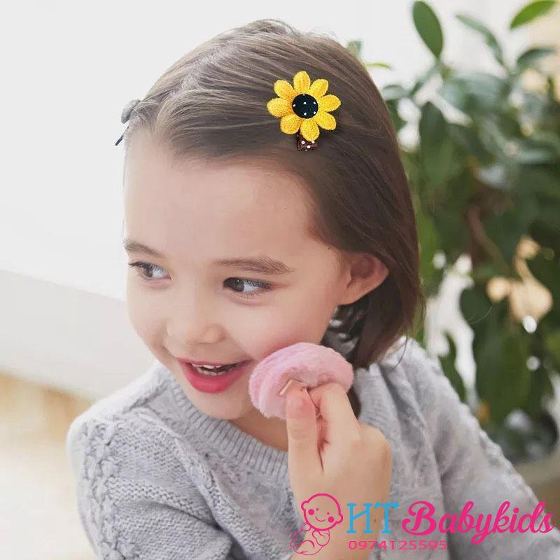Dây buộc tóc, cột tóc cho bé gái (được chọn mẫu) xuất Hàn