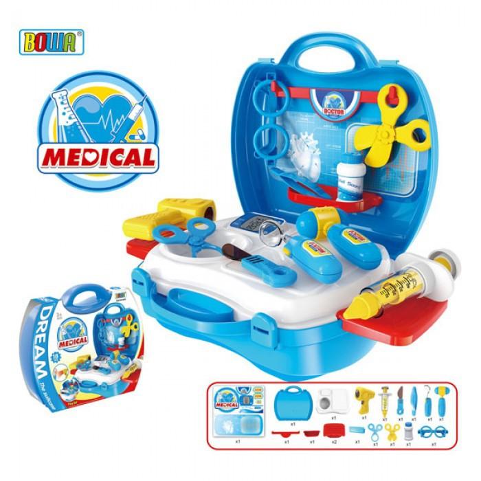 Cặp chứa đồ chơi bác sỹ cho bé