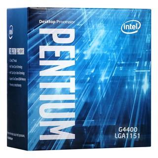 CPU G3900; G4400 cho H110