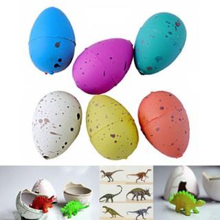 (M288) Set 6 quả trứng nở khung long đồ chơi