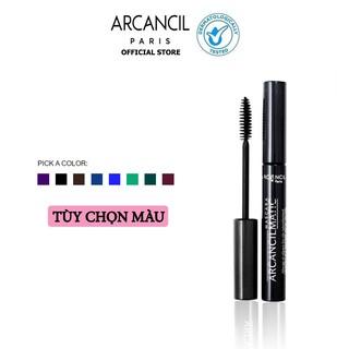 Mascara Arcancil làm dày mi tự nhiên lengthening mascara intense colors 5ml thumbnail