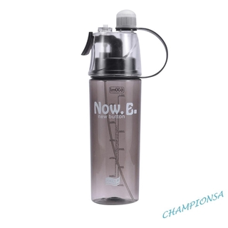600mL Sports Spray Kettle Outdoor Cycling Camping Leakproof Water Bottle COD