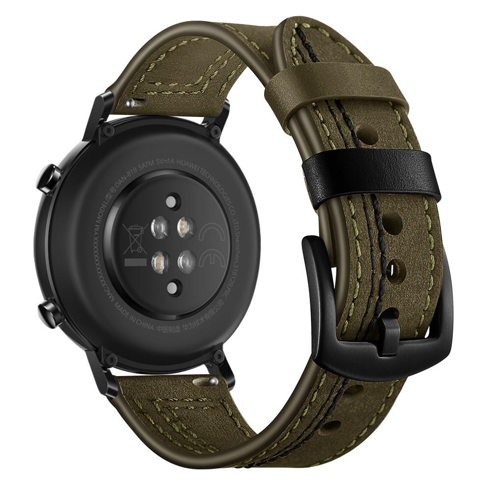 Dây đeo đồng hồ bằng da cao cấp cho Huawei Watch GT 2 GT2e 46mm 42mm