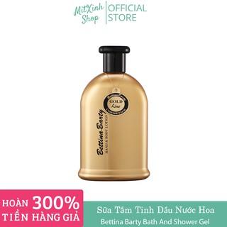 Sữa Tắm Tinh Dầu Nước Hoa Bettina Barty Bath And Shower Gel 500ml CHUẨN ĐỨC
