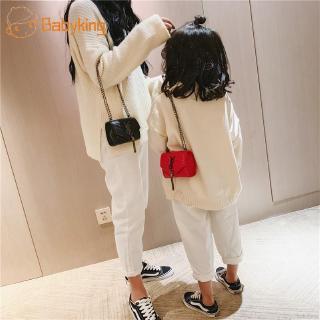 Túi đeo chéo dây kim loại phong cách trẻ trung dành cho nữ