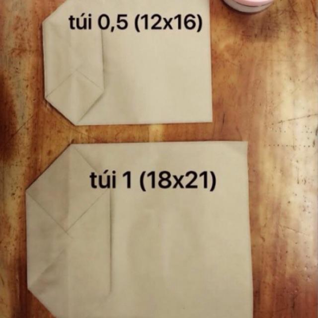 Túi xi măng không quai(100 cái) size nhỏ