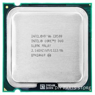 CPU Core 2 Dou E8500