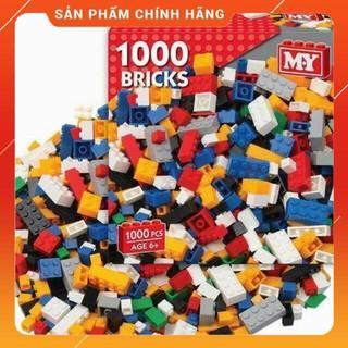 [HÀNG SIÊU TỐT] Bộ Lego xếp hình 1000 miếng xuất Úc