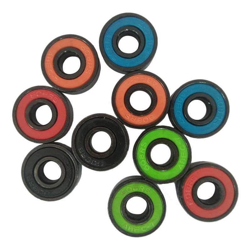 3Pcs Set Random 608 Hybrid Ball Bearings For Hand Spinner Finger Gyro
