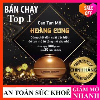 [CHÍNH HÃNG] Cao Gừng Tan Mỡ Hoàng Cung 150gr