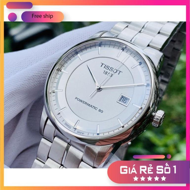 Đồng hồ Nam automatic Tissot 1853 T0864071103100 Full Box ⚜️Hàng Authentic⚜️