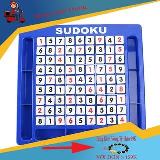 [Hạ Giá Siêu Sốc] – Trò Sudoku Thông Minh Chất Liệu Nhựa Cao Cấp