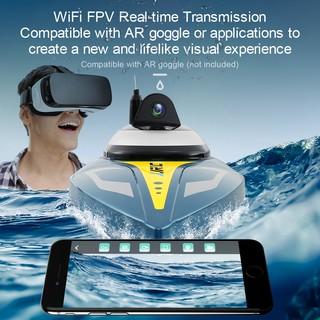 Bộ đồ chơi tàu thuyền điều khiển từ xa JJRC S4 spectre 720P HD Camera 20-25km / H