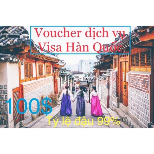 Voucher dịch vụ Visa Hàn Quốc uy tín - 14765656 , 2270353510 , 322_2270353510 , 2600000 , Voucher-dich-vu-Visa-Han-Quoc-uy-tin-322_2270353510 , shopee.vn , Voucher dịch vụ Visa Hàn Quốc uy tín