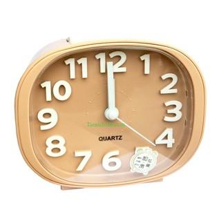 Đồng hồ báo thức để bàn cao cấp Standard Clock Cafe Sữa TI855