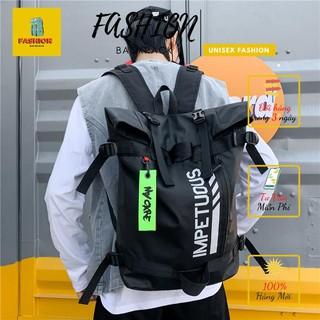 Balo Ulzzang Basic Balo Chống Thấm Balo Thời trang Fashion Backpack 💎 Balo đựng vừa laptop 15.6in-Chính hãng phân phối 💎