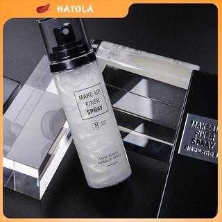 Xịt Khóa Nền - Xịt Khóa Makeup Giữ Lớp Trang Điểm Lâu Trôi Bắt Sáng Hatola thumbnail