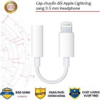 Cáp Chuyển Đổi Lightning Sang Jack 3.5mm💖Vừa Nghe Vừa Sạc💖Dây 2 in 1 Dành cho các dòng iphone 5,6,7,8,x,xs,ip11…