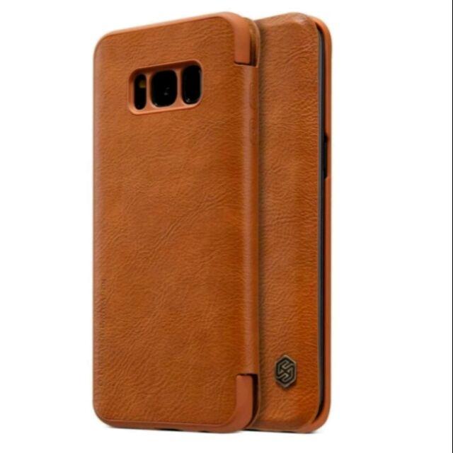 Bao da nillkin cho Samsung S8 plus (Qin) - 3608964 , 990039647 , 322_990039647 , 134000 , Bao-da-nillkin-cho-Samsung-S8-plus-Qin-322_990039647 , shopee.vn , Bao da nillkin cho Samsung S8 plus (Qin)