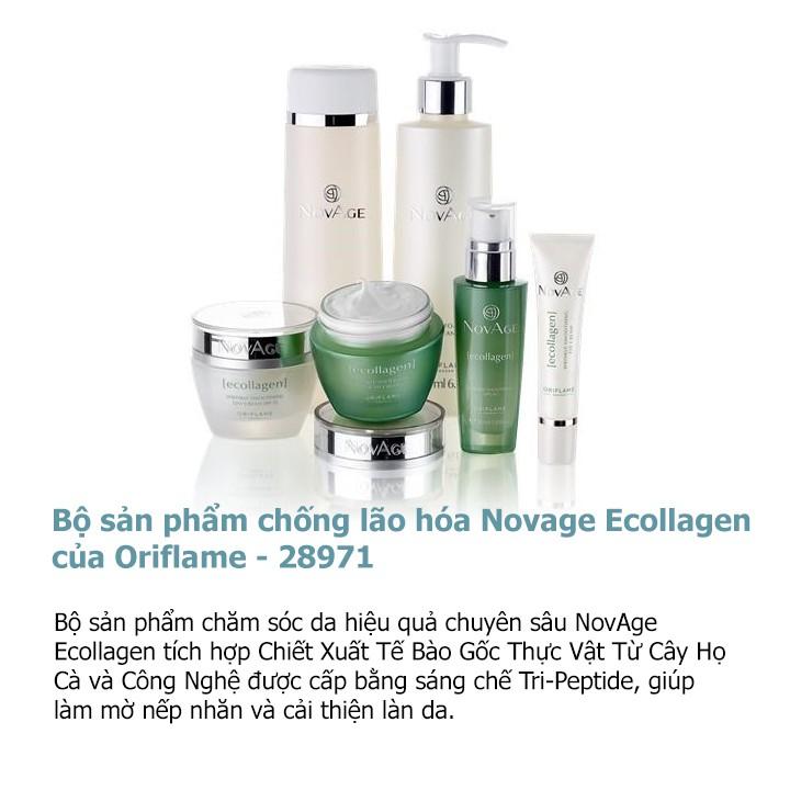 Bộ sản phẩm chống lão hóa Novage Ecollagen của Oriflame - 28971 - 2502288 , 1217760549 , 322_1217760549 , 1716000 , Bo-san-pham-chong-lao-hoa-Novage-Ecollagen-cua-Oriflame-28971-322_1217760549 , shopee.vn , Bộ sản phẩm chống lão hóa Novage Ecollagen của Oriflame - 28971