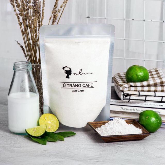 Sỉ 1kg Ủ Trắng Cà phê (ủ cafe) cam kết ủ là trắng handmade
