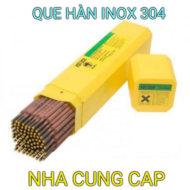 QUE HÀN INOX 304 - 308 - 2996282 , 197322154 , 322_197322154 , 4000 , QUE-HAN-INOX-304-308-322_197322154 , shopee.vn , QUE HÀN INOX 304 - 308