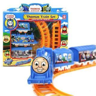Hộp đồ chơi đường ray xe lửa tàu hỏa Thomas