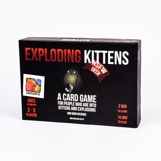 Exploding Kittens – Mèo Nổ phiên bản 18+