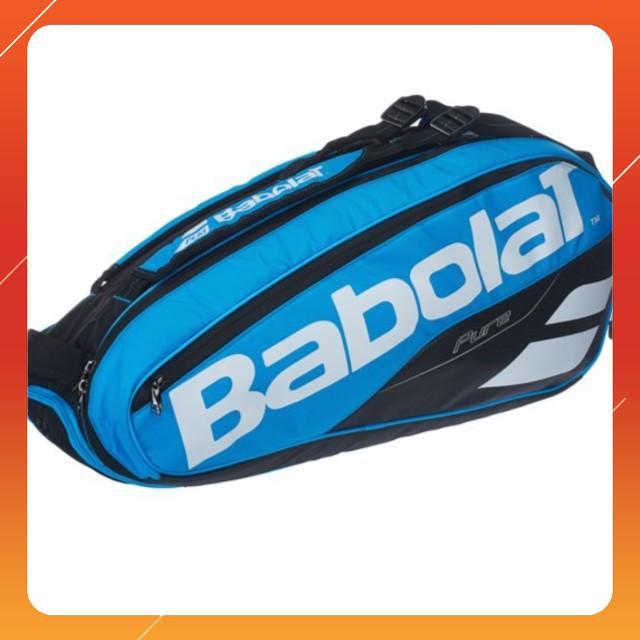 Túi Babolat Pure Drive Blue 6 Pack Bag 2018 - 22128509 , 2814971569 , 322_2814971569 , 1900000 , Tui-Babolat-Pure-Drive-Blue-6-Pack-Bag-2018-322_2814971569 , shopee.vn , Túi Babolat Pure Drive Blue 6 Pack Bag 2018