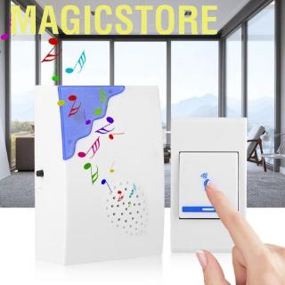 Magicstore Receiver instrument wireless doorbell hospital bell sounder