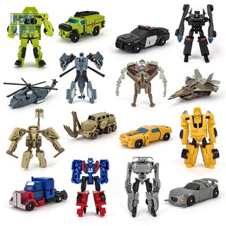 Robot biến hình ôtô thumbnail