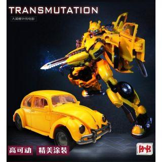 Mô hình Transformer Black Mamba bumblebee