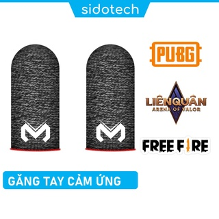 Găng tay chơi game điện thoại SIDOTECH Memo Version 2 Finger Sleeve phiên bản chống mồ hôi cảm ứng nhạy gaming mobile thumbnail
