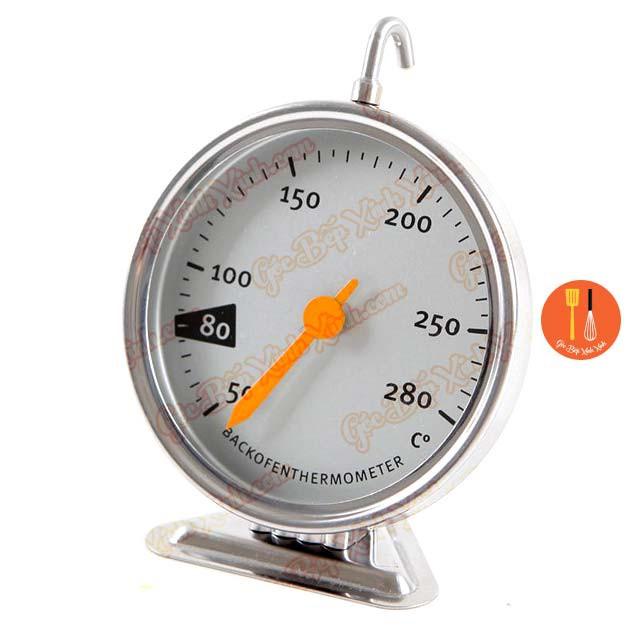 Nhiệt kế lò nướng loại tốt WWD 6 Pinfan đo 50 - 280 độ