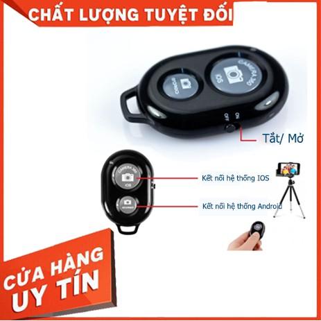 Nút Remote Chụp Hình Bluetooth Từ Xa - Điều Khiển Chụp Ảnh Từ Xa