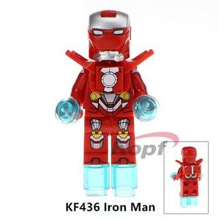 Lego Iron Man Mark 19 Minifigure Kopf